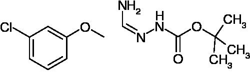 | MFCD10568186 | N'-[1-Amino-2-(3-chlorophenoxy)ethylidene]hydrazinecarboxylic acid tert-butyl ester | acints