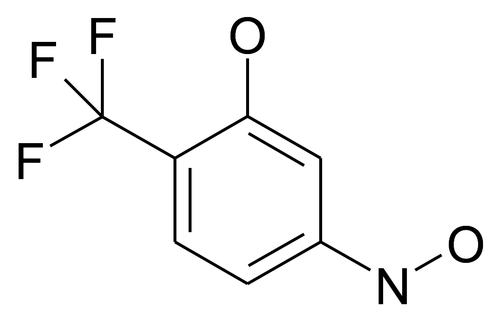 5-Hydroxyamino-2-trifluoromethyl-phenol