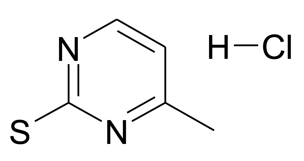4-Methyl-pyrimidine-2-thiol; hydrochloride