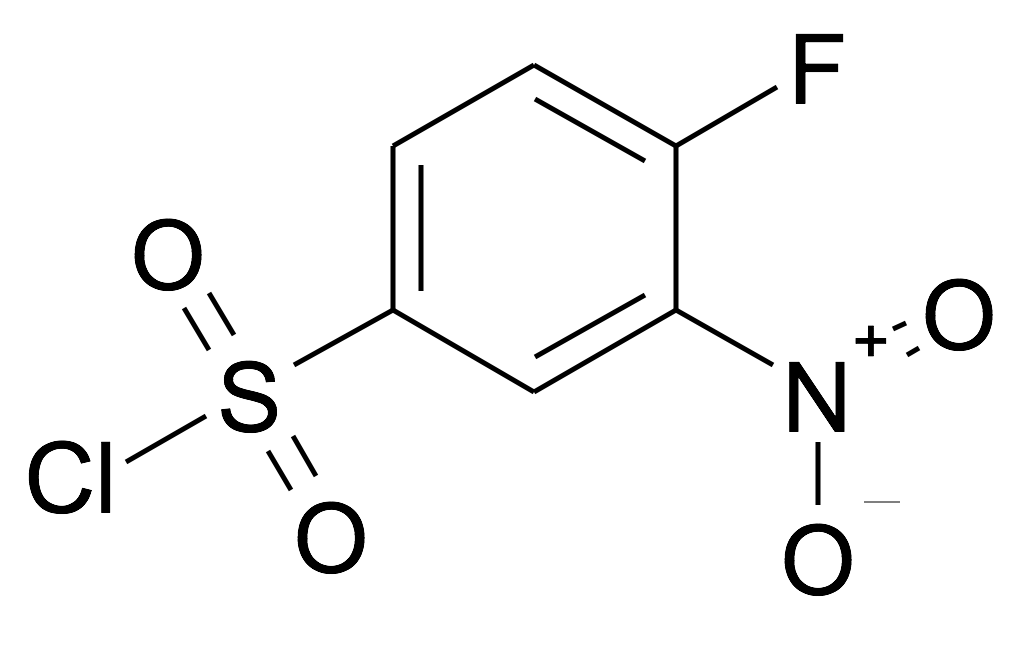 4-Fluoro-3-nitro-benzenesulfonyl chloride