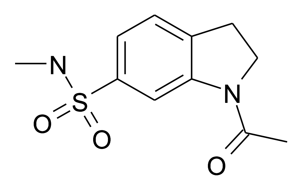 1-Acetyl-2,3-dihydro-1H-indole-6-sulfonic acid methylamide