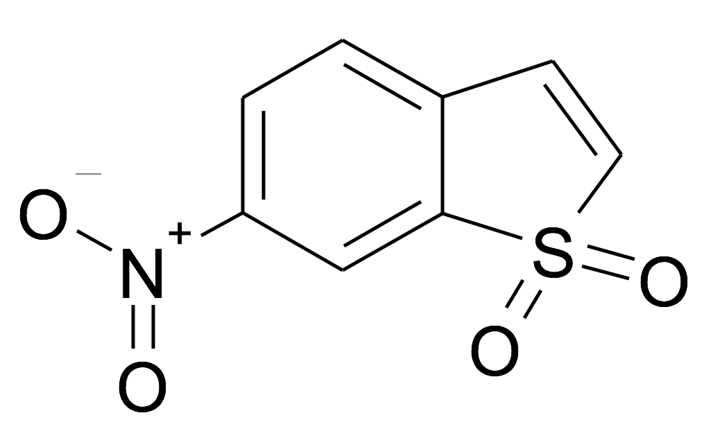 6-Nitro-benzo[b]thiophene 1,1-dioxide