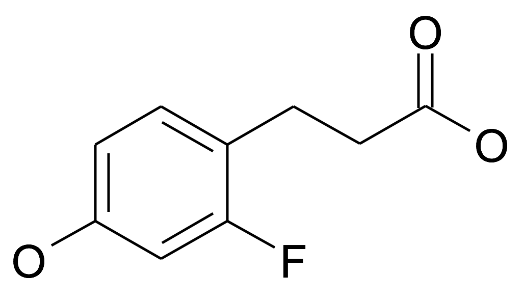 3-(2-Fluoro-4-hydroxy-phenyl)-propionic acid