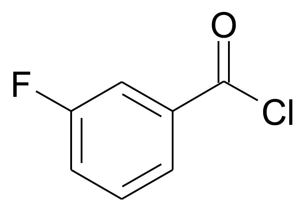 3-Fluoro-benzoyl chloride