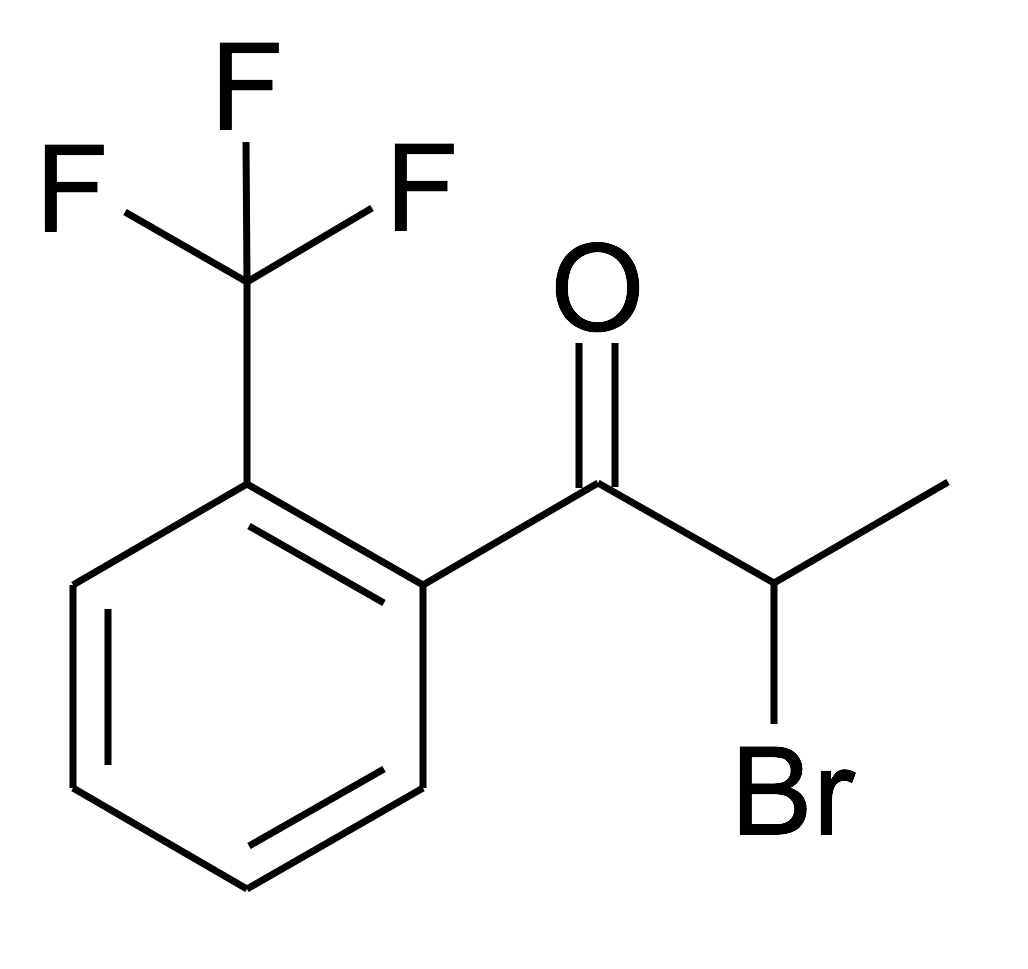 2-Bromo-1-(2-trifluoromethyl-phenyl)-propan-1-one
