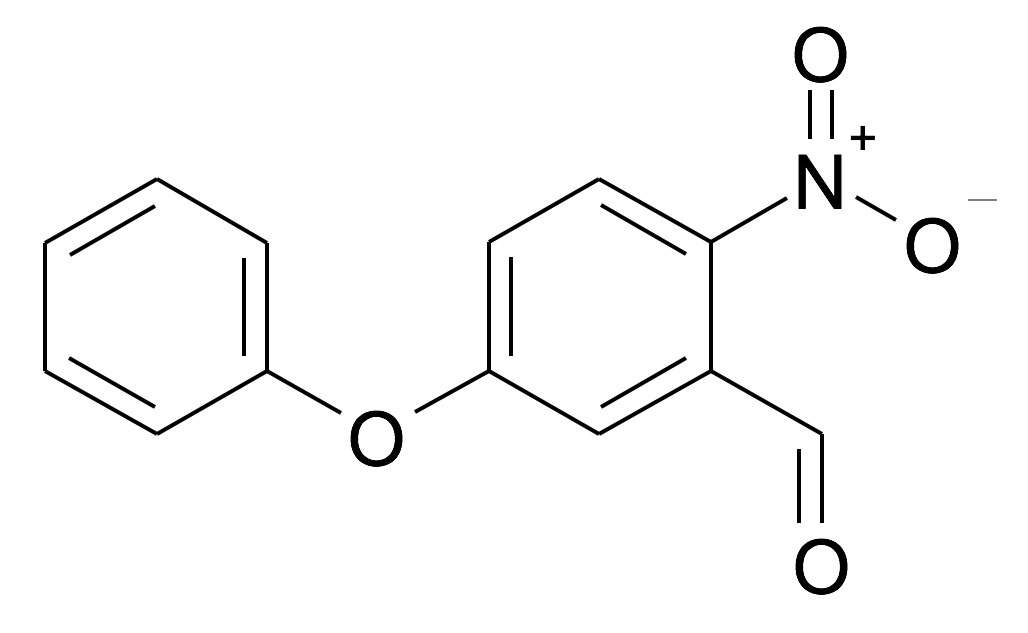 2-Nitro-5-phenoxy-benzaldehyde