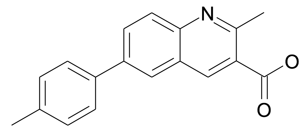 | MFCD30725832 | 2-Methyl-6-p-tolyl-quinoline-3-carboxylic acid | acints