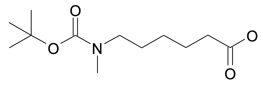 100222-98-8 | MFCD24466707 | 6-(tert-Butoxycarbonyl-methyl-amino)-hexanoic acid | acints