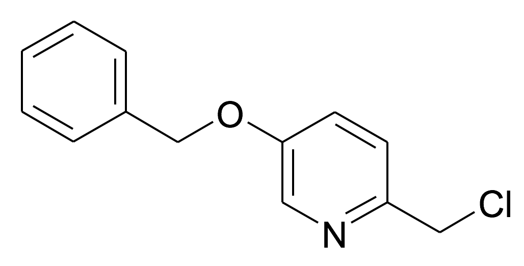 5-Benzyloxy-2-chloromethyl-pyridine