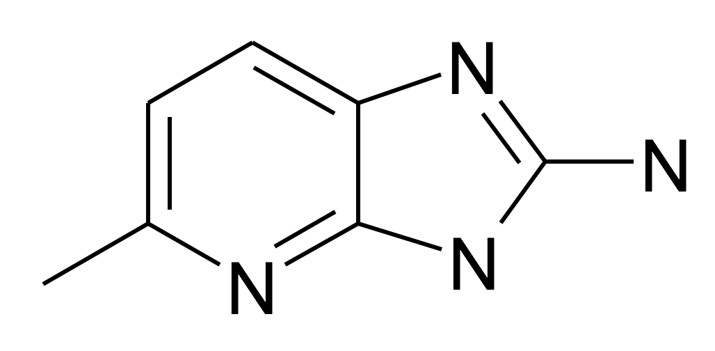 5-Methyl-3H-imidazo[4,5-b]pyridin-2-ylamine