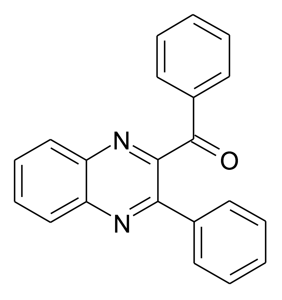 Phenyl-(3-phenyl-quinoxalin-2-yl)-methanone
