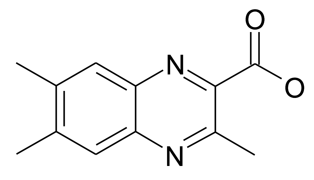 | MFCD26595642 | 3,6,7-Trimethyl-quinoxaline-2-carboxylic acid | acints