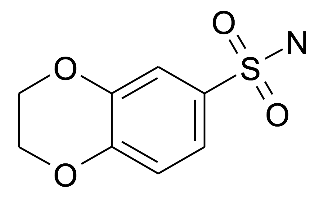 2,3-Dihydro-benzo[1,4]dioxine-6-sulfonic acid amide