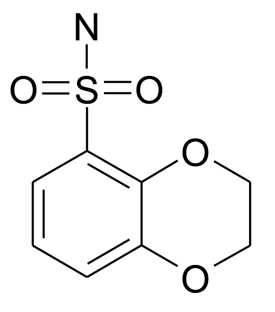 2,3-Dihydro-benzo[1,4]dioxine-5-sulfonic acid amide