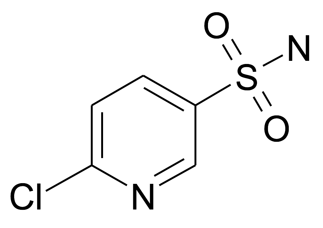 6-Chloro-pyridine-3-sulfonic acid amide