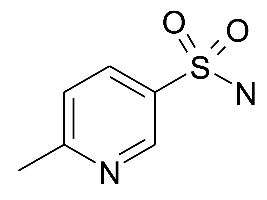 6-Methyl-pyridine-3-sulfonic acid amide