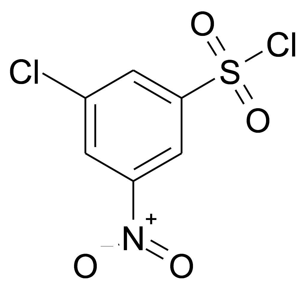 3-Chloro-5-nitro-benzenesulfonyl chloride