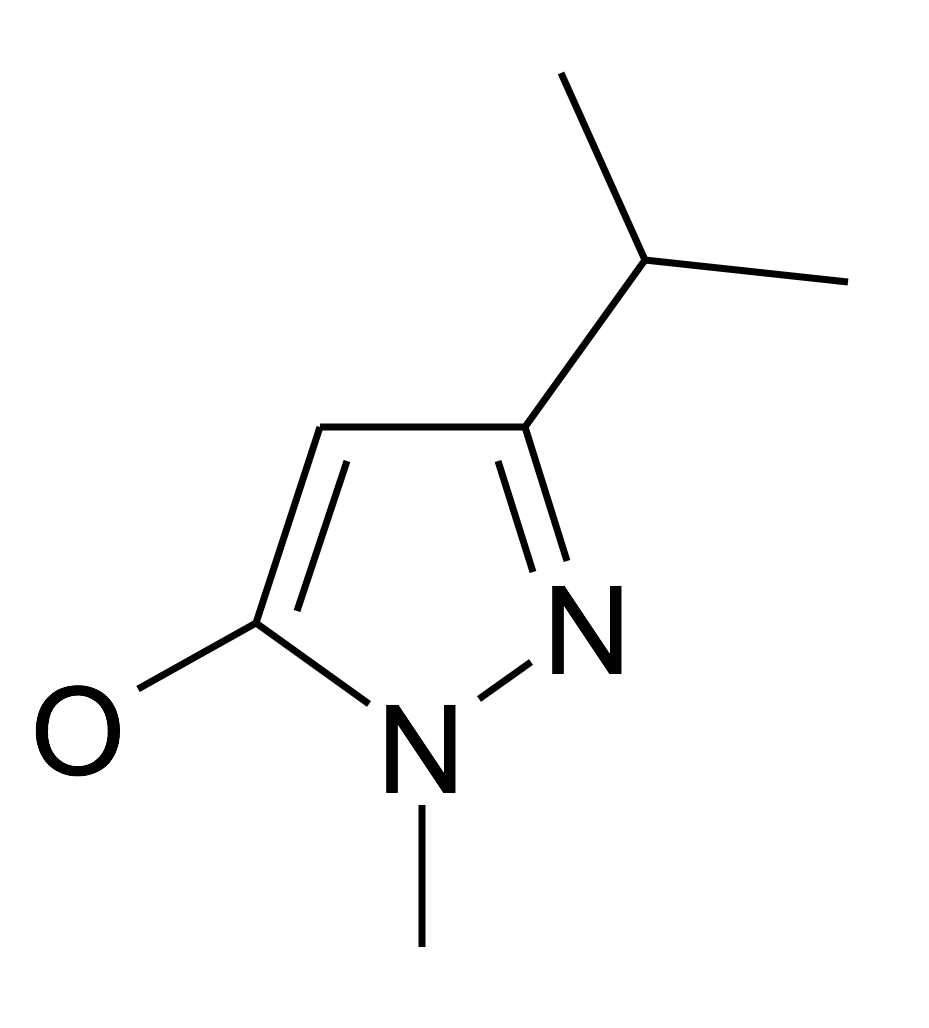 5-Isopropyl-2-methyl-2H-pyrazol-3-ol