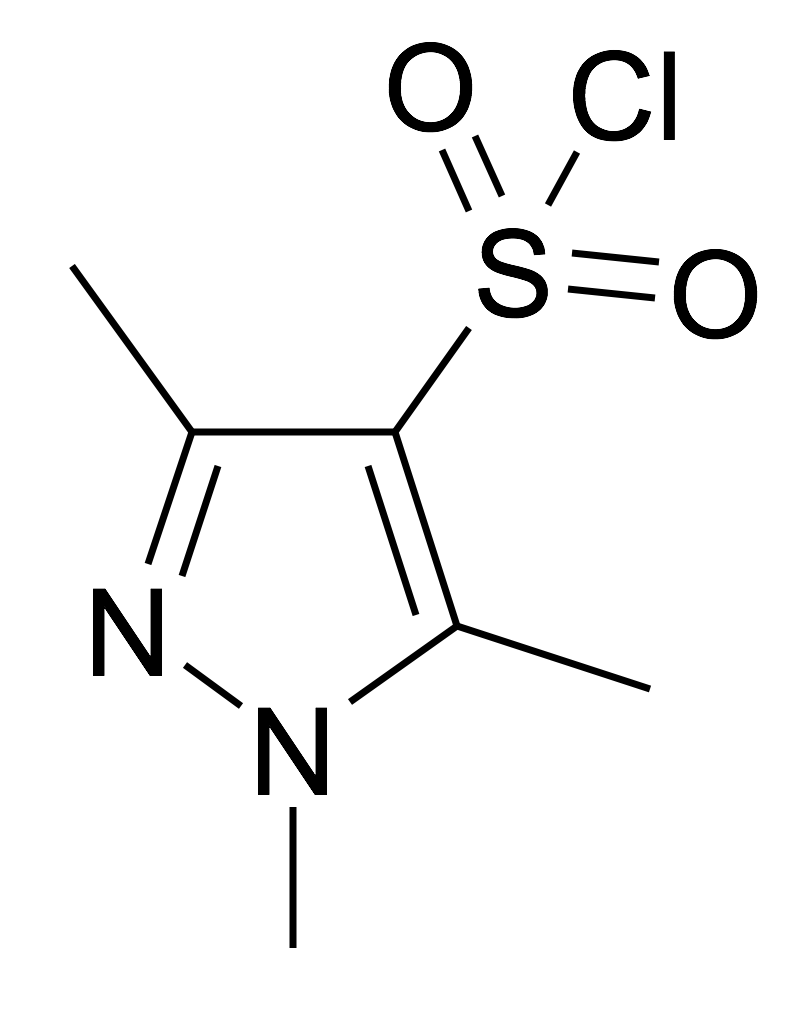 1,3,5-Trimethyl-1H-pyrazole-4-sulfonyl chloride