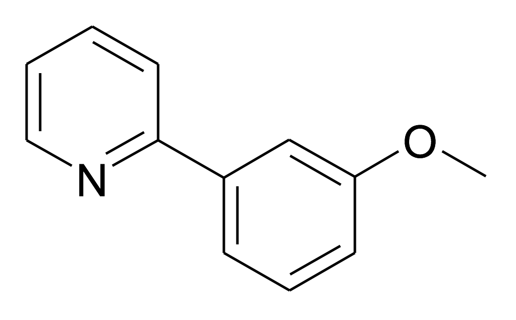 2-(3-Methoxy-phenyl)-pyridine