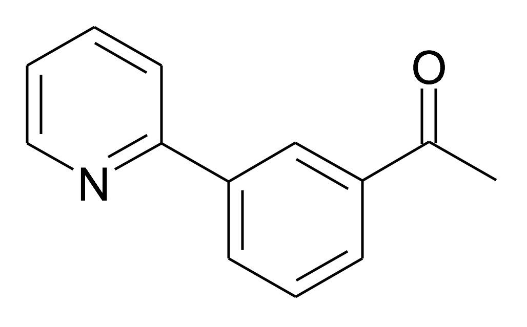 1-(3-Pyridin-2-yl-phenyl)-ethanone