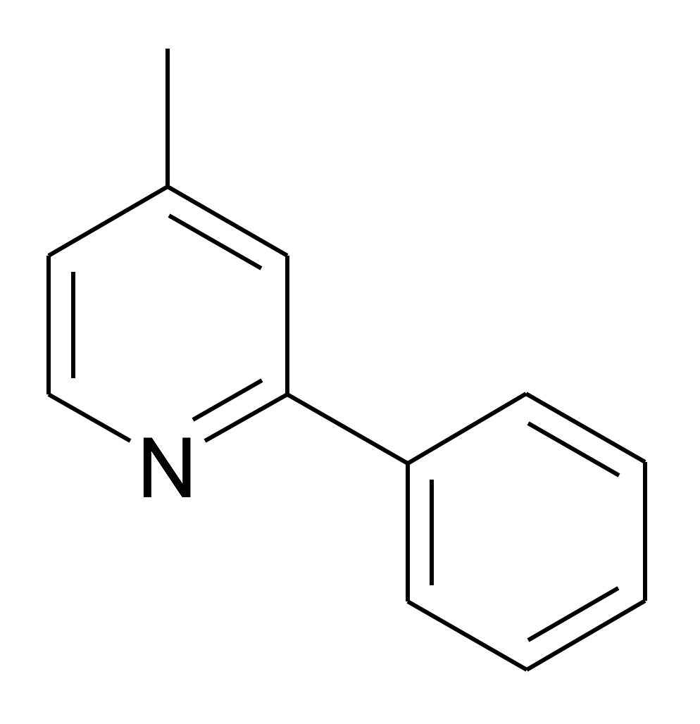 4-Methyl-2-phenyl-pyridine