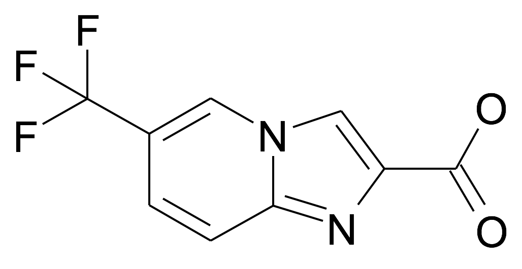 6-Trifluoromethyl-imidazo[1,2-a]pyridine-2-carboxylic acid
