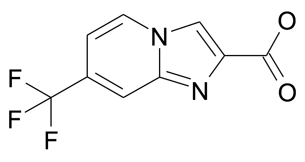 1620569-19-8 | MFCD27922623 | 7-Trifluoromethyl-imidazo[1,2-a]pyridine-2-carboxylic acid | acints