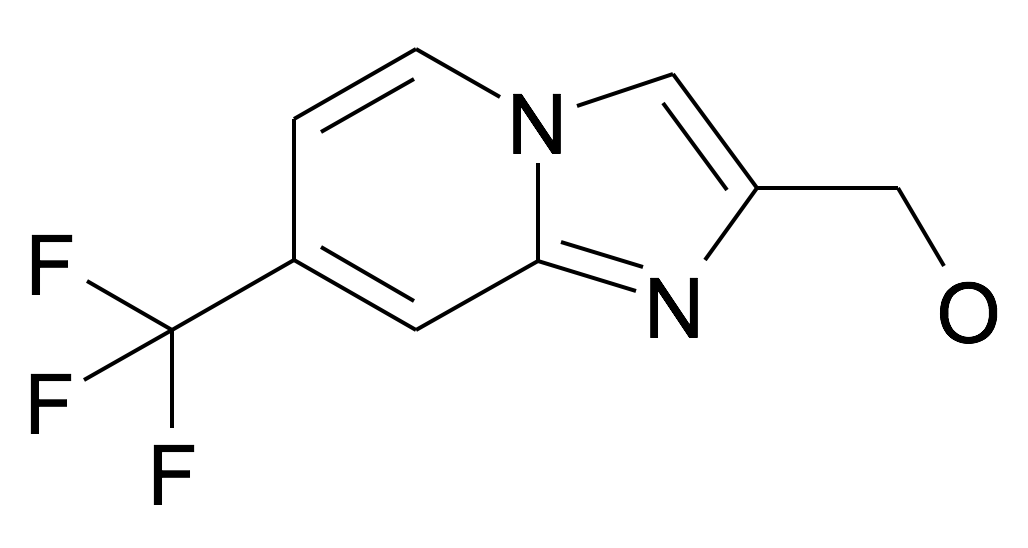 (7-Trifluoromethyl-imidazo[1,2-a]pyridin-2-yl)-methanol