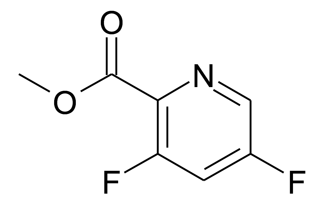 3,5-Difluoro-pyridine-2-carboxylic acid methyl ester