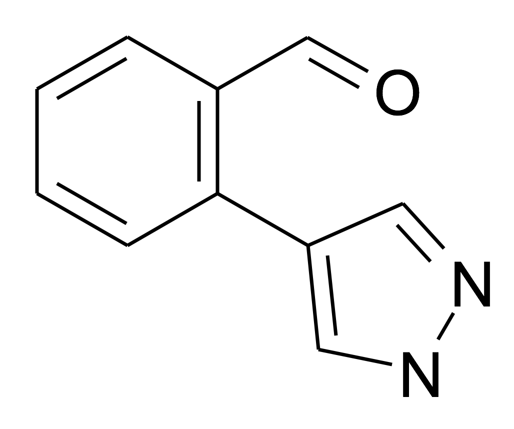 2-(1H-Pyrazol-4-yl)-benzaldehyde