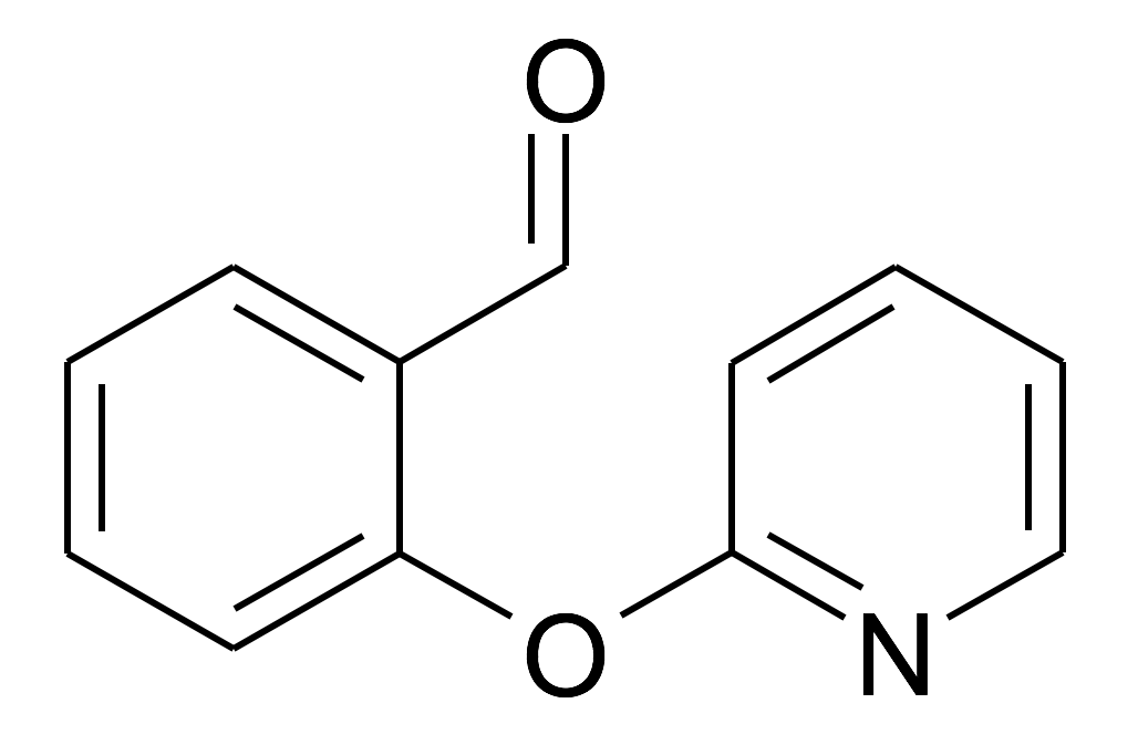2-(Pyrid-2-yloxy)benzaldehyde