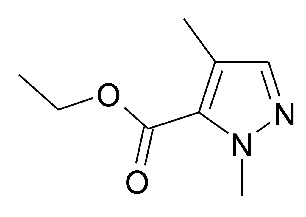 2,4-Dimethyl-2H-pyrazole-3-carboxylic acid ethyl ester