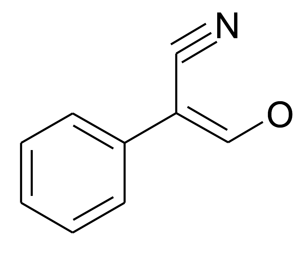 3-Hydroxy-2-phenyl-acrylonitrile