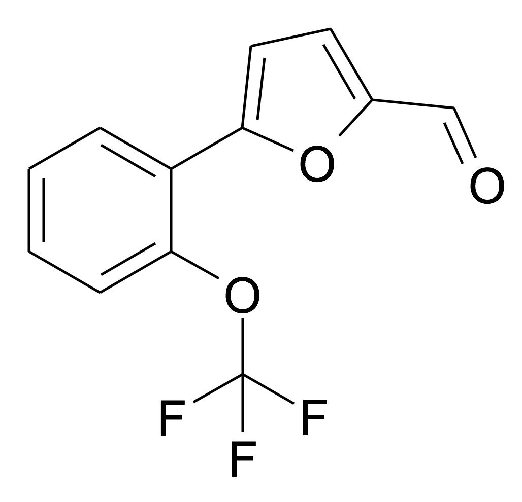 5-(2-Trifluoromethoxy-phenyl)-furan-2-carbaldehyde