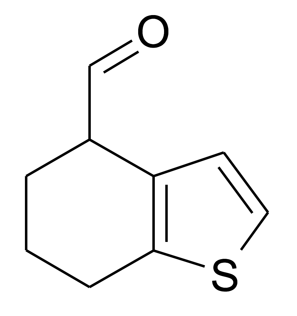 4,5,6,7-Tetrahydro-benzo[b]thiophene-4-carbaldehyde