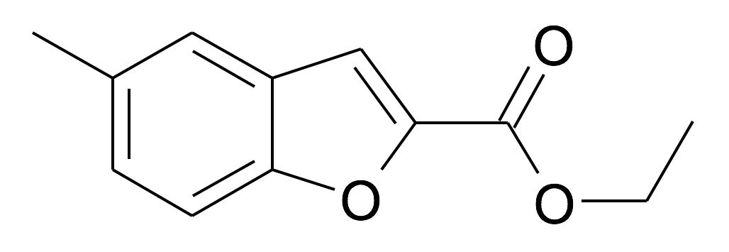 5-Methyl-benzofuran-2-carboxylic acid ethyl ester