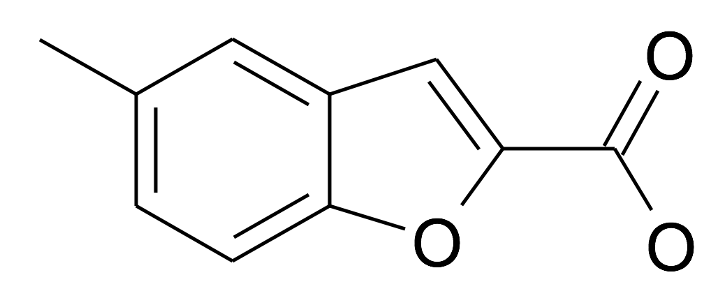 10242-09-8 | MFCD03167985 | 5-Methyl-benzofuran-2-carboxylic acid | acints