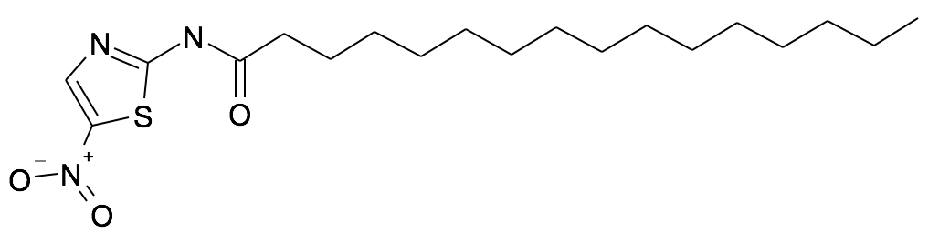| MFCD31714204 | Hexadecanoic acid (5-nitro-thiazol-2-yl)-amide | acints