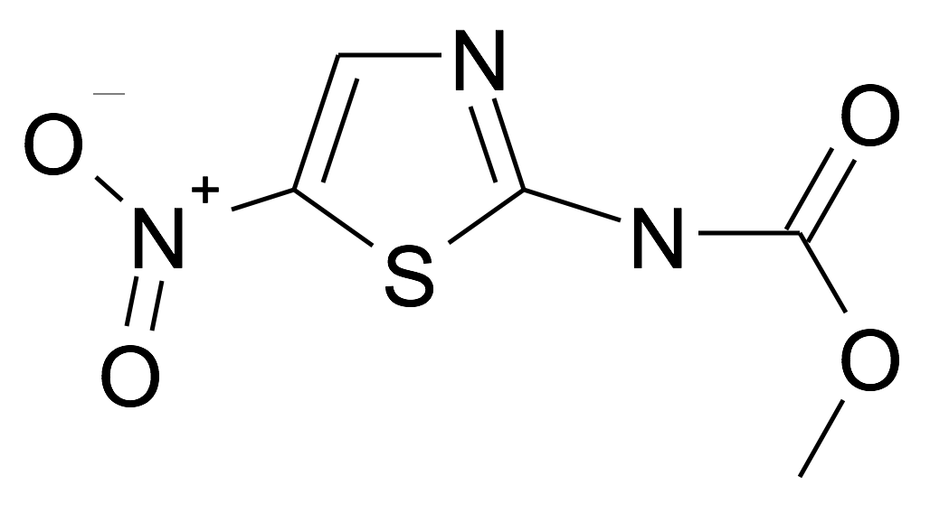 (5-Nitro-thiazol-2-yl)-carbamic acid methyl ester