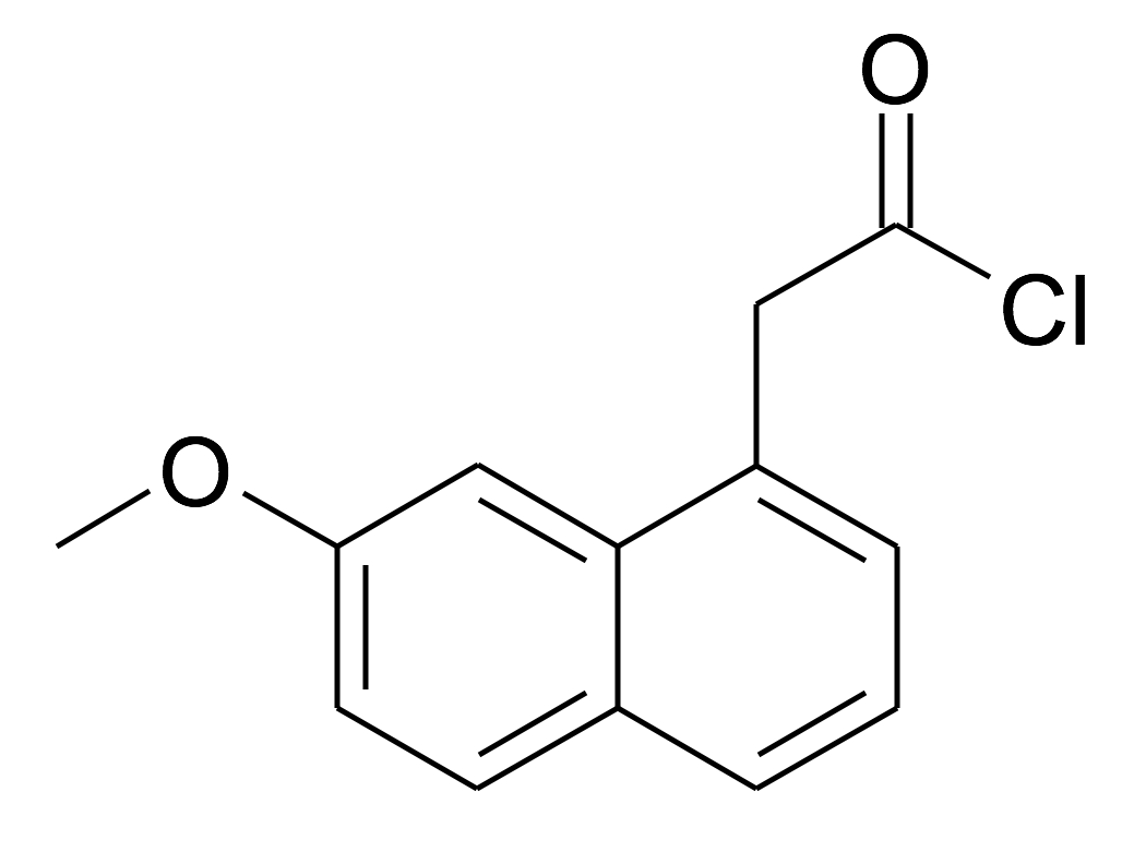 (7-Methoxy-naphthalen-1-yl)-acetyl chloride