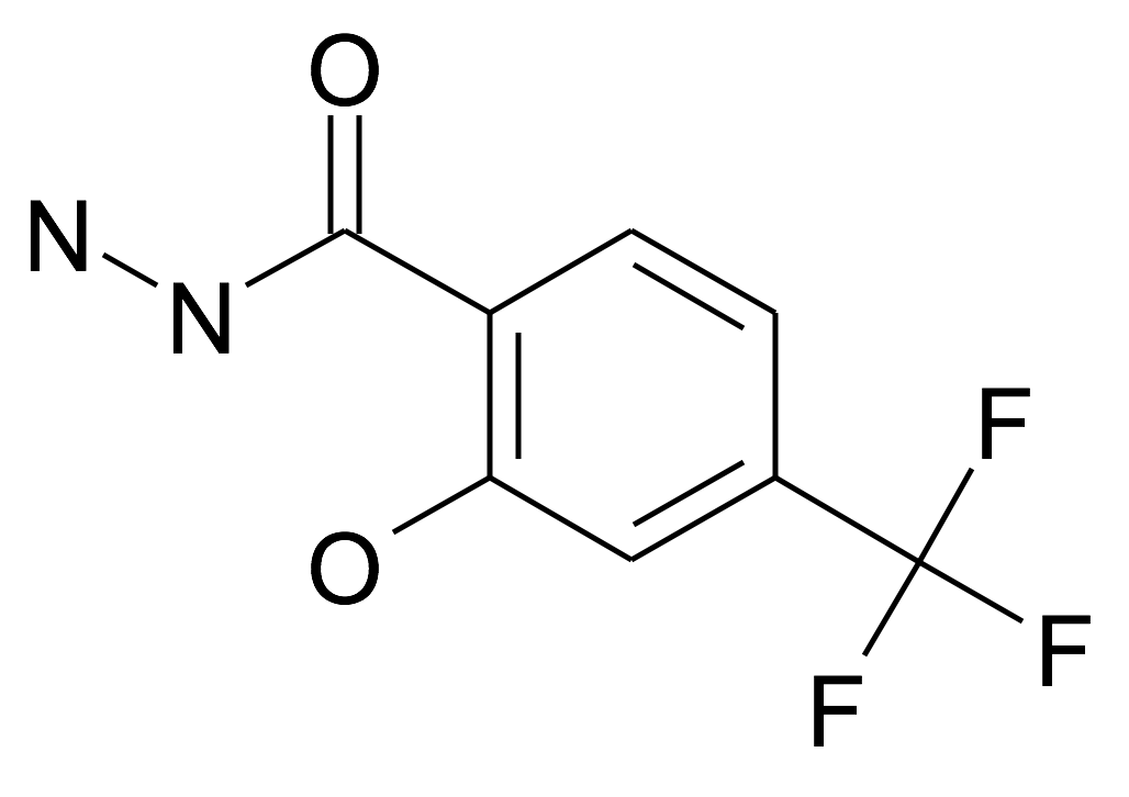 2-Hydroxy-4-trifluoromethyl-benzoic acid hydrazide