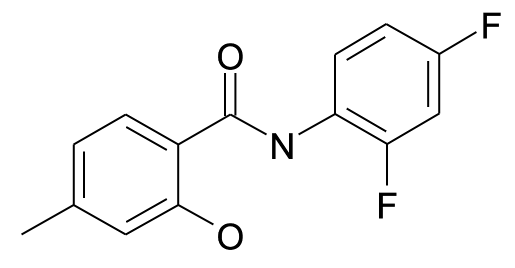 N-(2,4-Difluoro-phenyl)-2-hydroxy-4-methyl-benzamide
