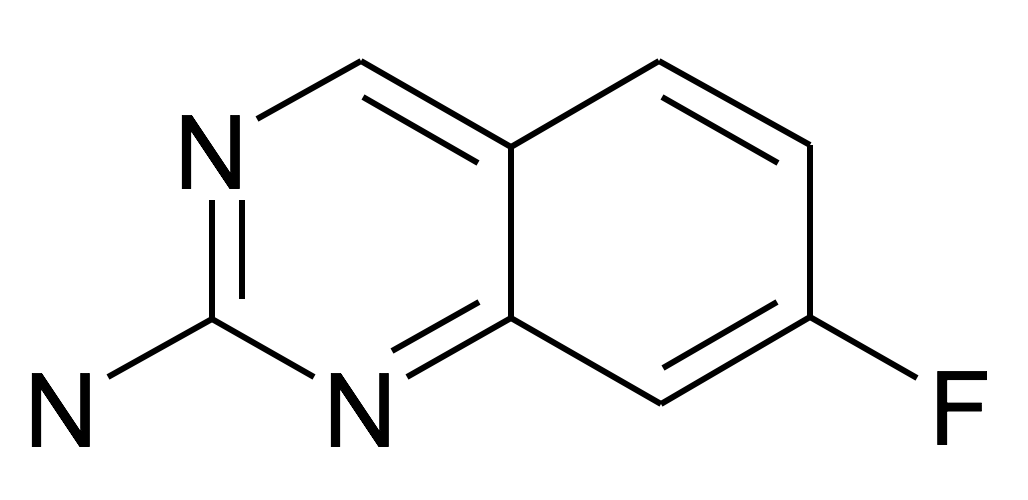 7-Fluoro-quinazolin-2-ylamine