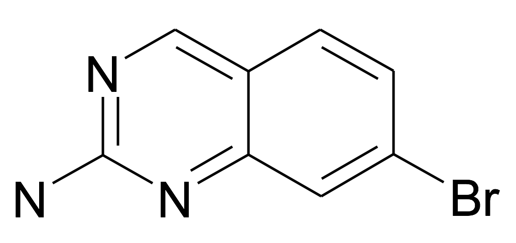 7-Bromo-quinazolin-2-ylamine