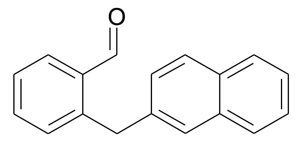 2-Naphthalen-2-ylmethyl-benzaldehyde