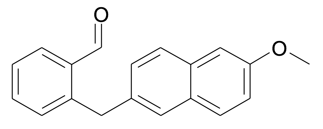 2-(6-Methoxy-naphthalen-2-ylmethyl)-benzaldehyde