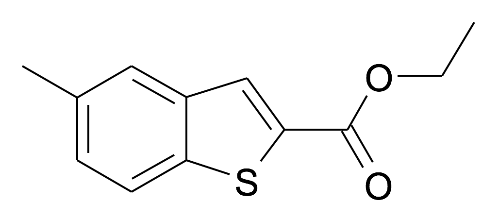 5-Methyl-benzo[b]thiophene-2-carboxylic acid ethyl ester