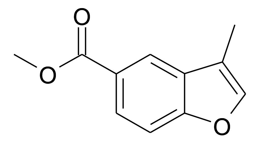 3-Methyl-benzofuran-5-carboxylic acid methyl ester