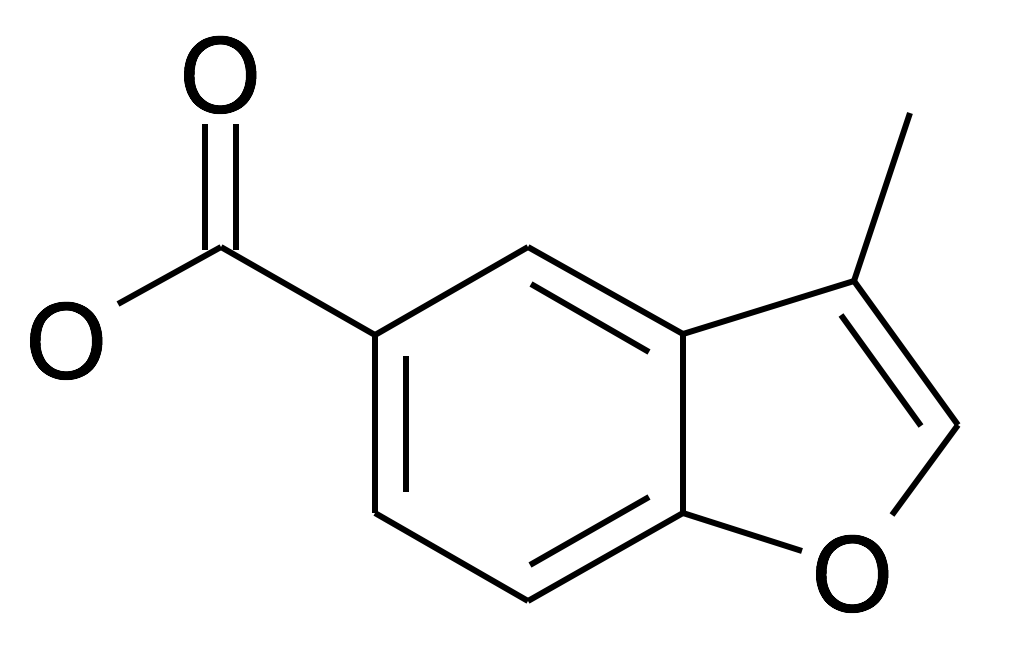 3-Methyl-benzofuran-5-carboxylic acid